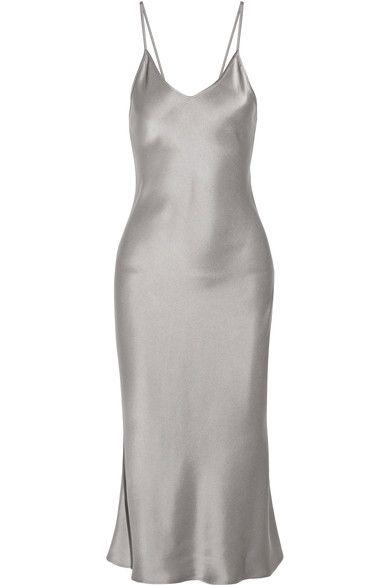 06730056c7cc2 PROTAGONIST . #protagonist #cloth #dresses | Protagonist | Satin ...