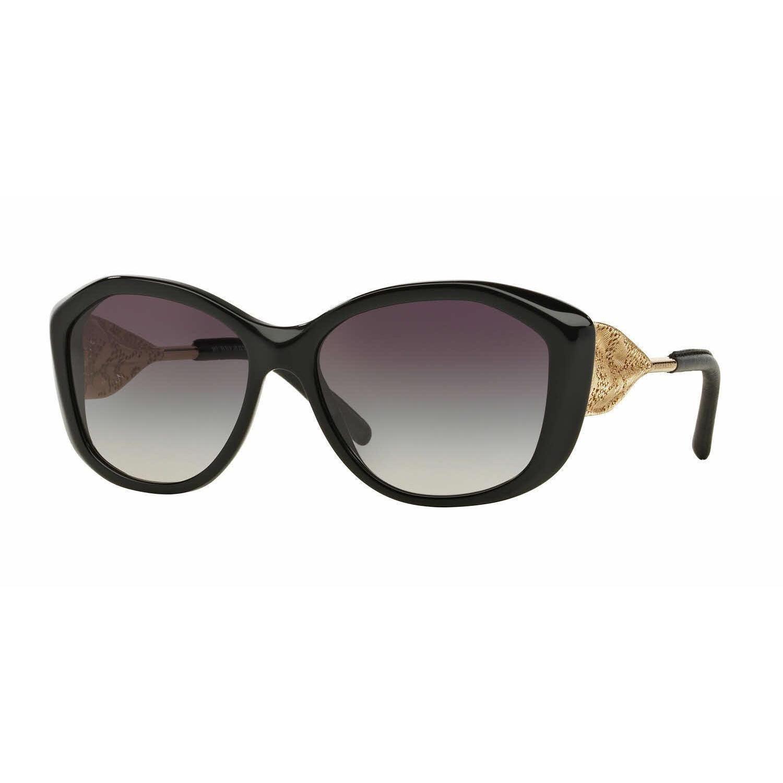 6d9104a1e081 Burberry Women BE4208Q 30018G Cat Eye Sunglasses