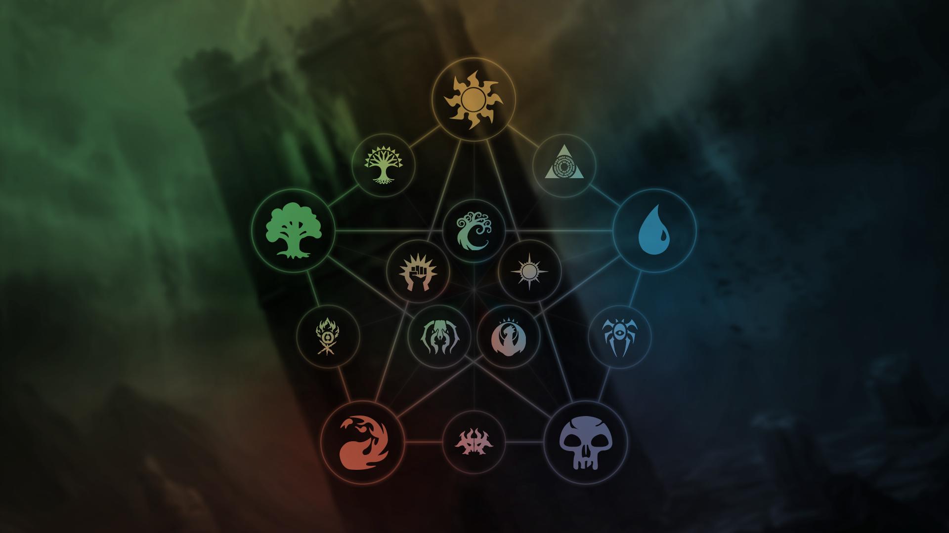 Image Result For Mtg Mana Symbols Mtg Pinterest Mtg
