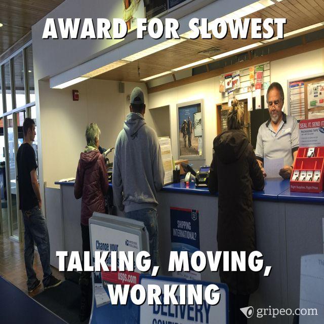 Post Service: Check Out This Aspen Post Office Meme!