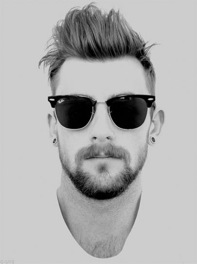 Modern Hairstyles For Men   Modern hairstyles, Haircut styles and ...