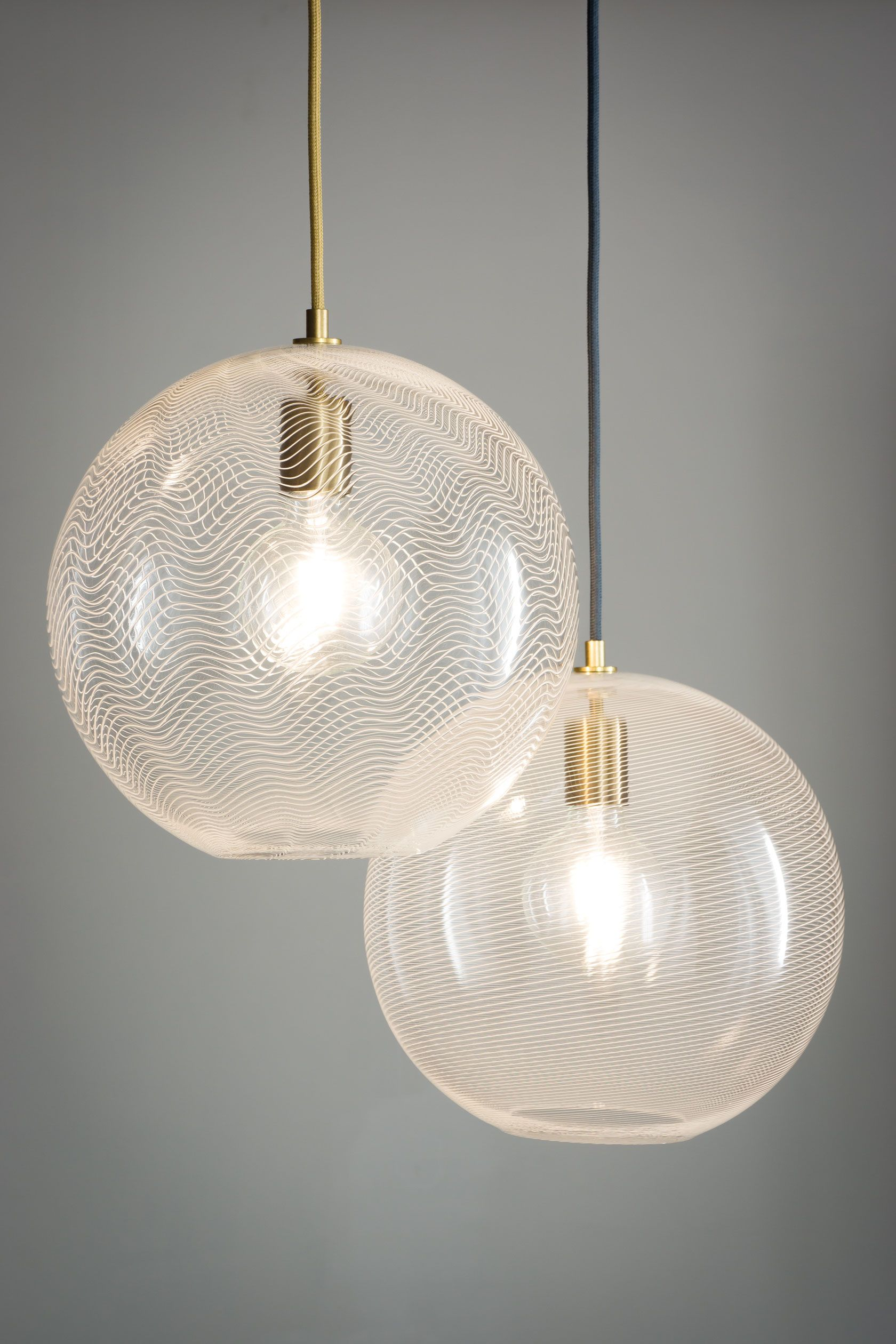 Cane Pendant Light By Keep With Images Globe Pendant Light Fixture Pendant Light Globe Pendant Light