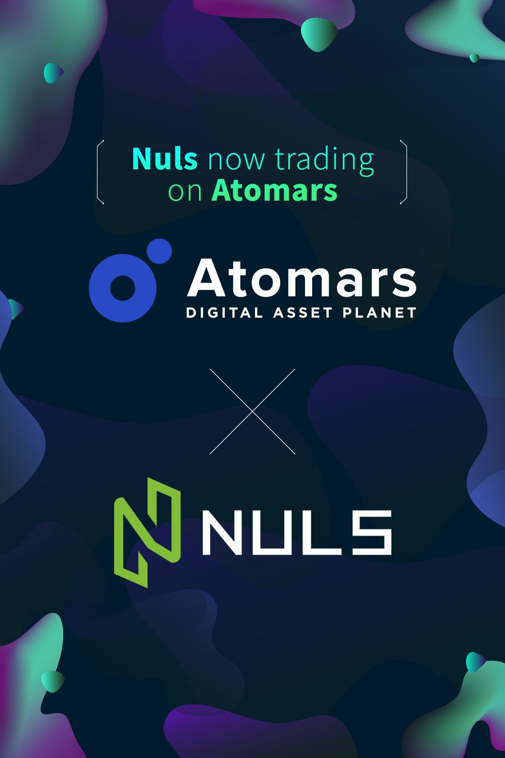 Atomars Exchange Is Proud To Announce The Listing Of Nuls Nuls