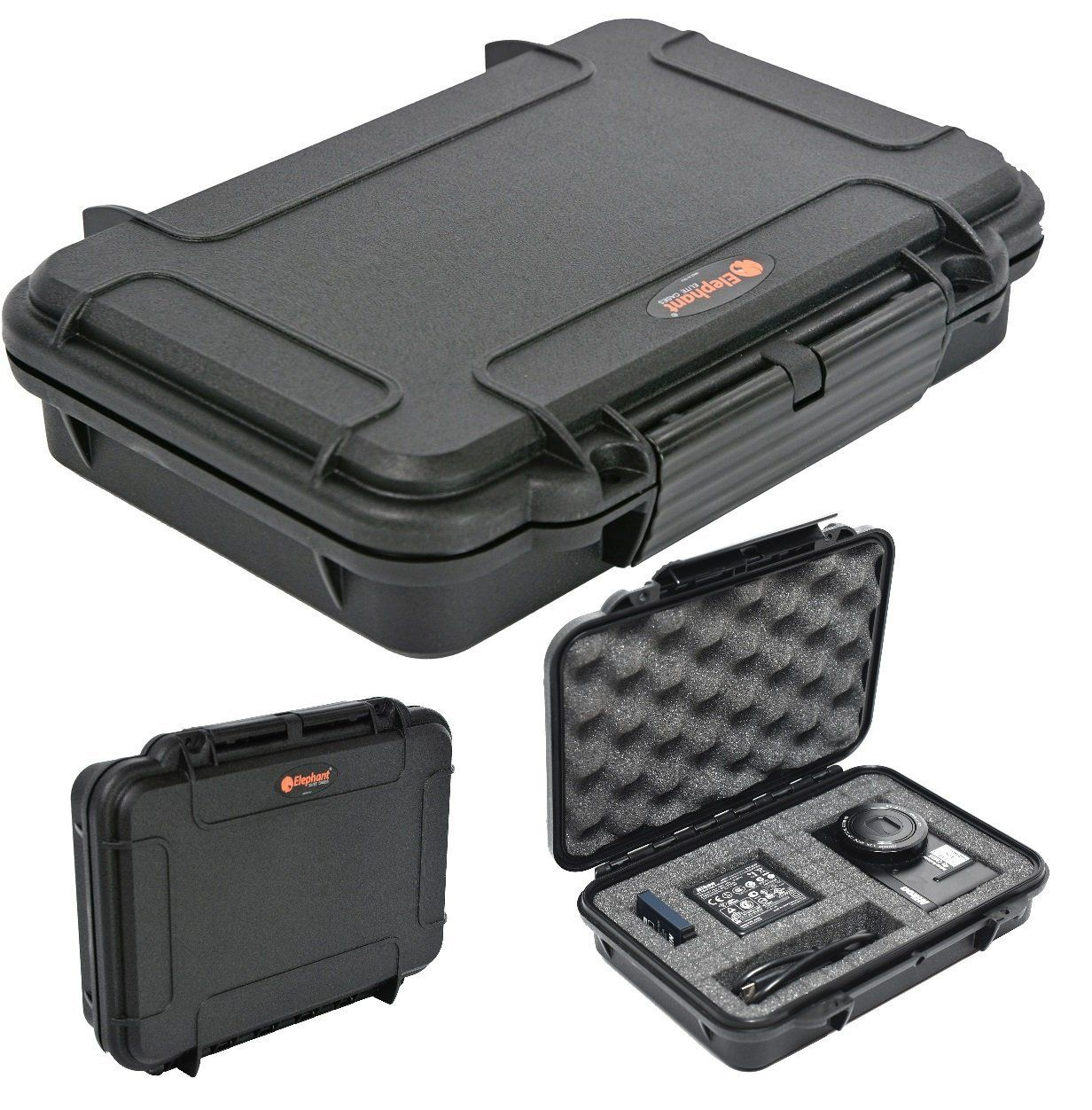 Point and Shoot Camera Case Waterproof Hard