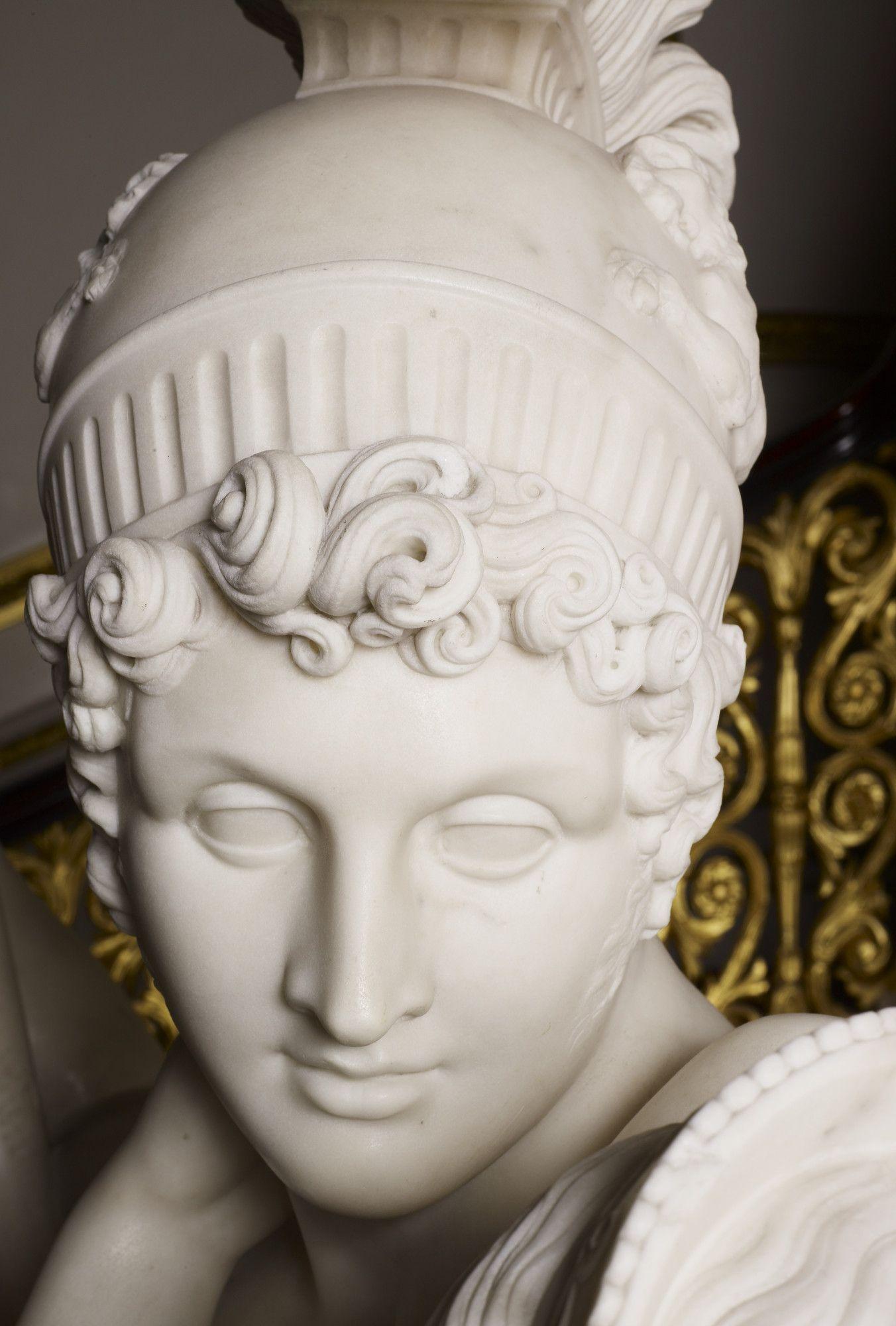 Antonio Canova (1757-1822), Mars and Venus, 1822   Antonio ...