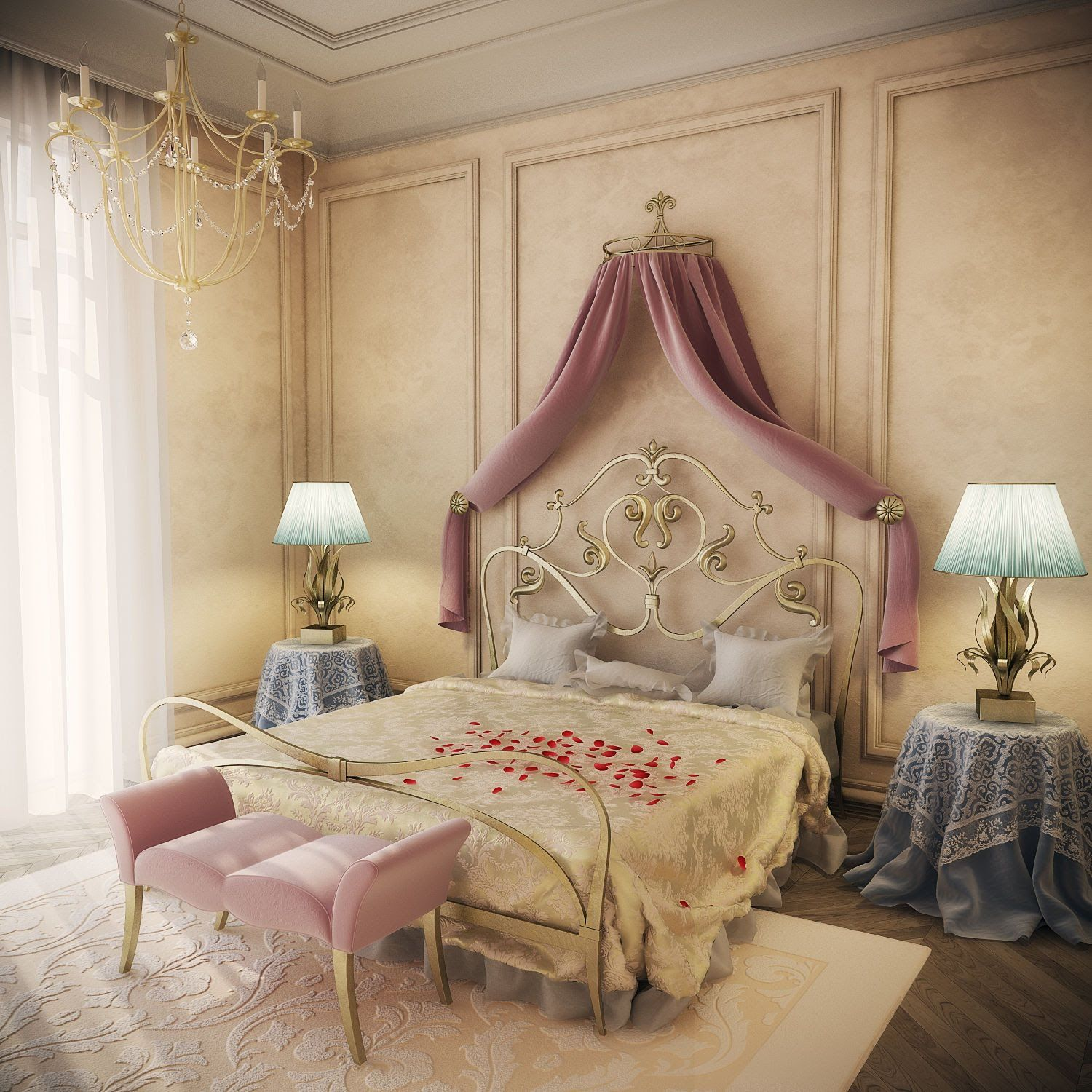 Romantic Small Bedroom Ideas Part - 32: Romantic Bedroom Ideas Love And Romance