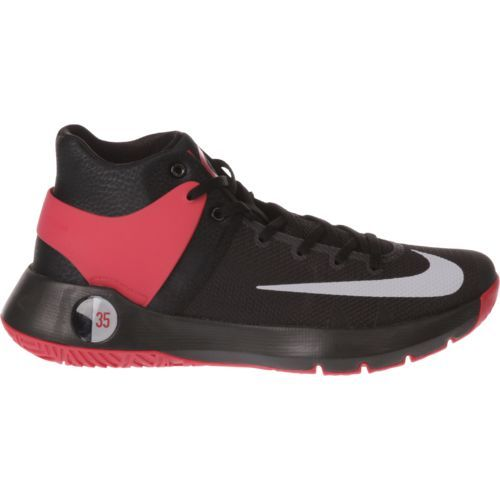 on sale a0b5c 427ec Nike Men s KD Trey 5 IV Basketball Shoes (University Red Wolf Grey Black,  Size 13) - Men s Basketball Shoes at Academy Sports