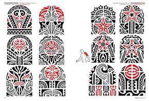 Polynesian Tattoo Flash   Disponibilità: Disponibile ...