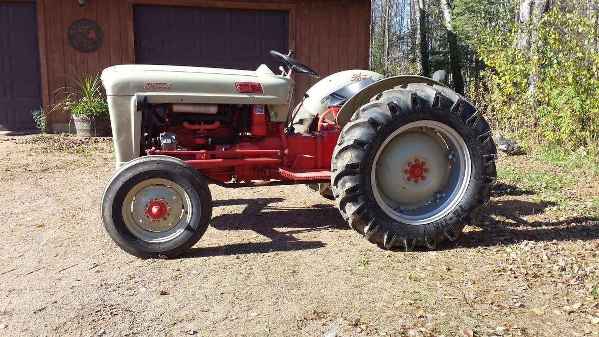 1953 Ford Jubilee For Sale Ford Ford Tractors Jubilee