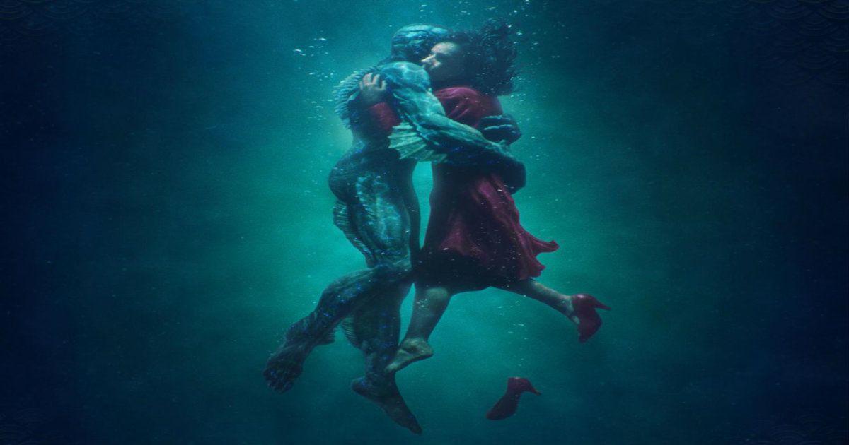 'A Forma da Água', novo filme de Guillermo del Toro, é 'antídoto para o cinismo'