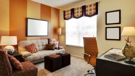 The Best Colors for Small Apartments | Apartment color schemes ...