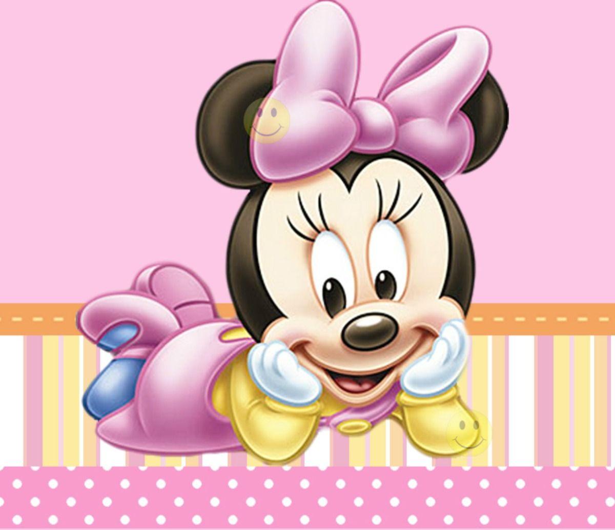 Minnie Mouse | Disney Baby Clipart | Pinterest