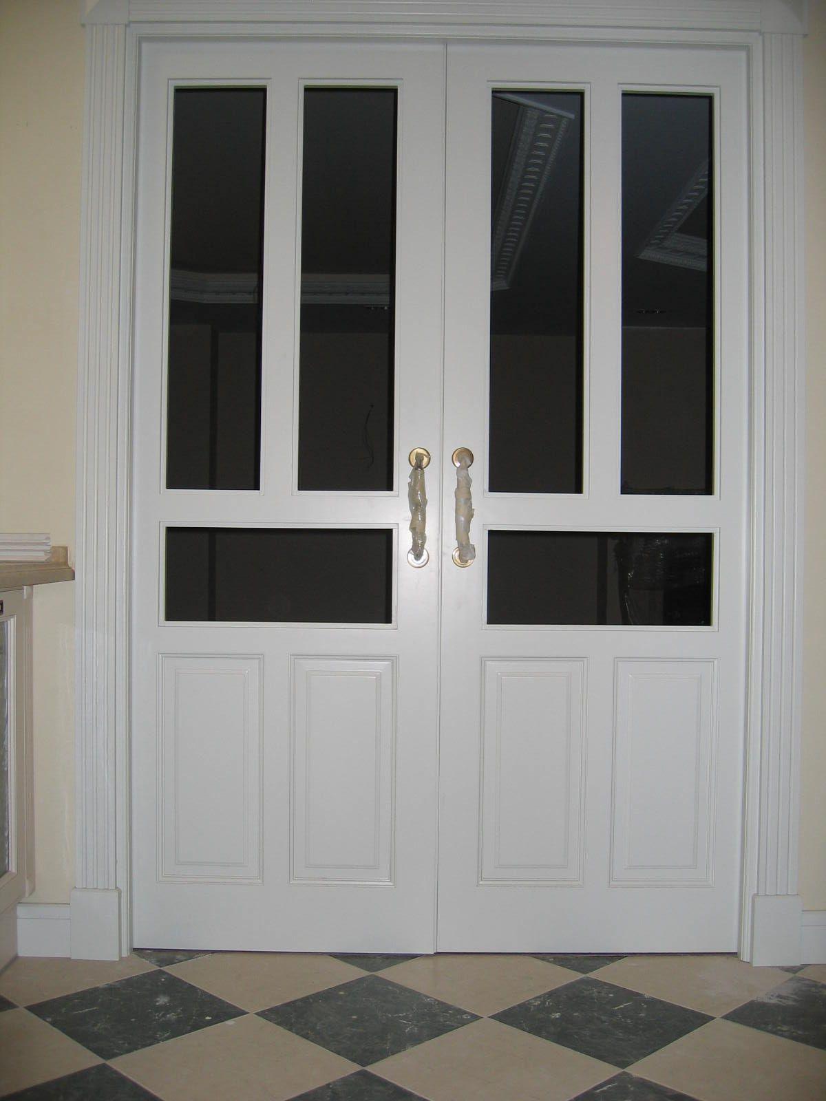 Puerta corredera para su hogar pinterest puertas - Correderas para puertas corredizas ...