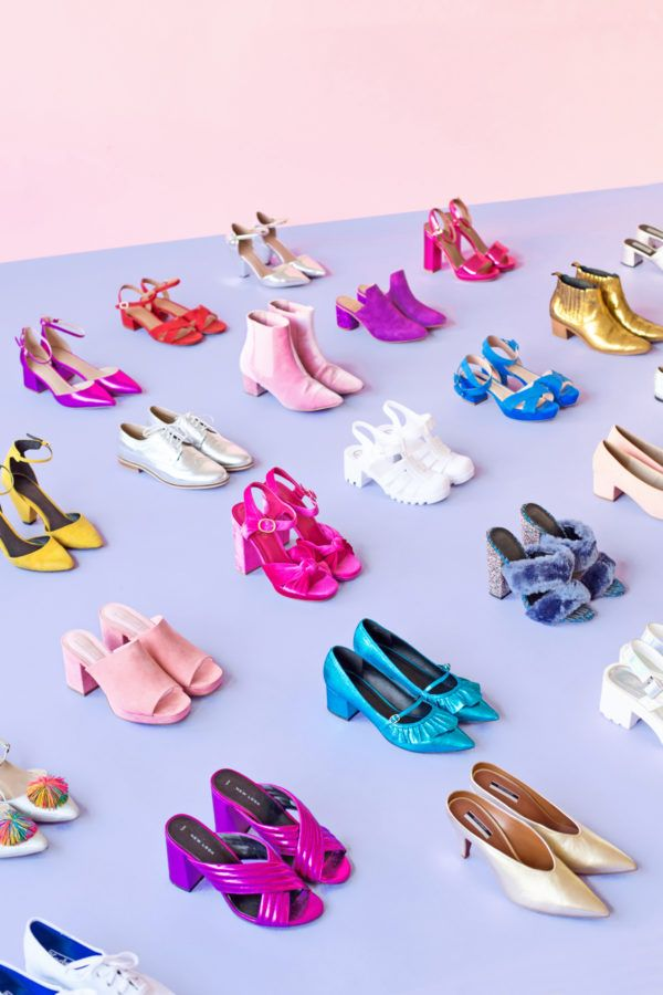 My Shoe Closet Essentials: The 10 Pairs I Can't Live Without #shoecloset