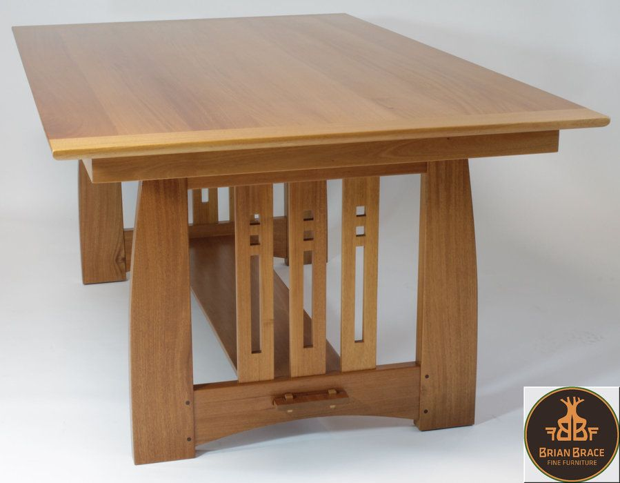 arts and crafts dining table plans Google Search Craftsman Style