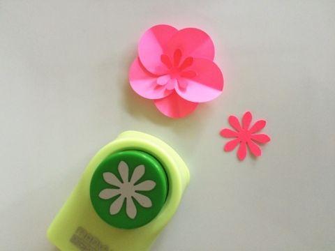 Easy diy paper flowers tutorial diy paper easy and craft punches easy diy paper flowers tutorial diy inspired mightylinksfo