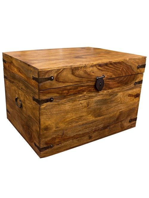 Jali Sheesham Trunk Boxes