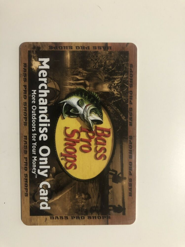 106 99 Bass Pro Shops Gift Card Or Cabelas Gift Card Sale Gift Card Bass Pro Shops