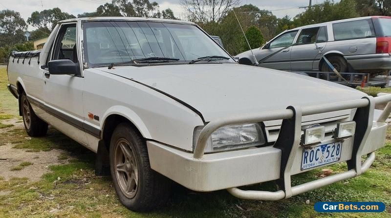 Ford Xg Falcon Ute Manual Ford Ute Forsale Australia Cars