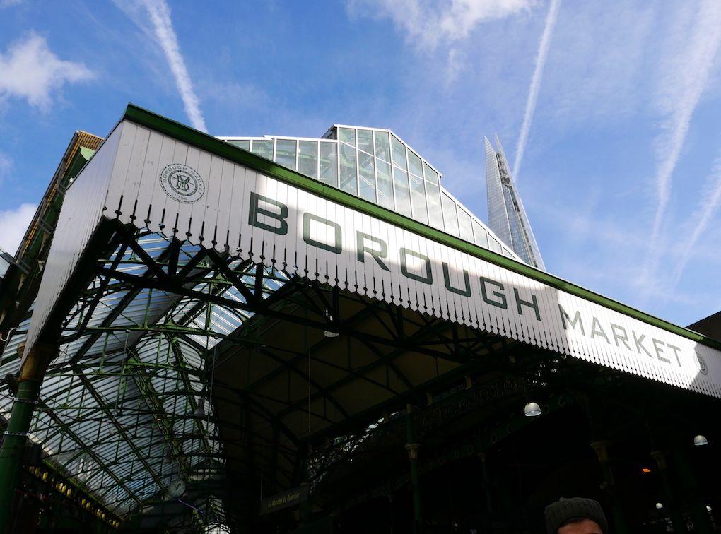 Borough Market London For Food Lovers Borough market