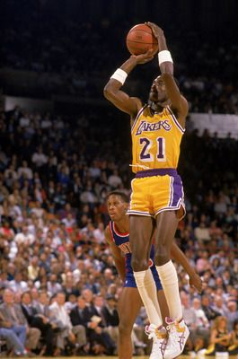 Michael Cooper Los Angeles Lakers Lakers Basketball Showtime Lakers Basketball Legends