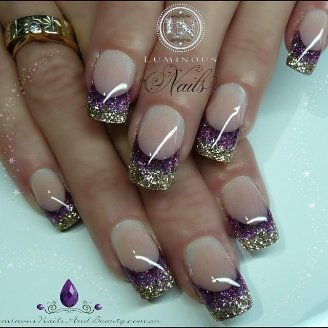 uñas bonitas | uñas acrilicas | Pinterest | Bonitas, Diseños de uñas ...