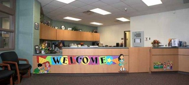 Front Office Of School Google Search With Images Elementary
