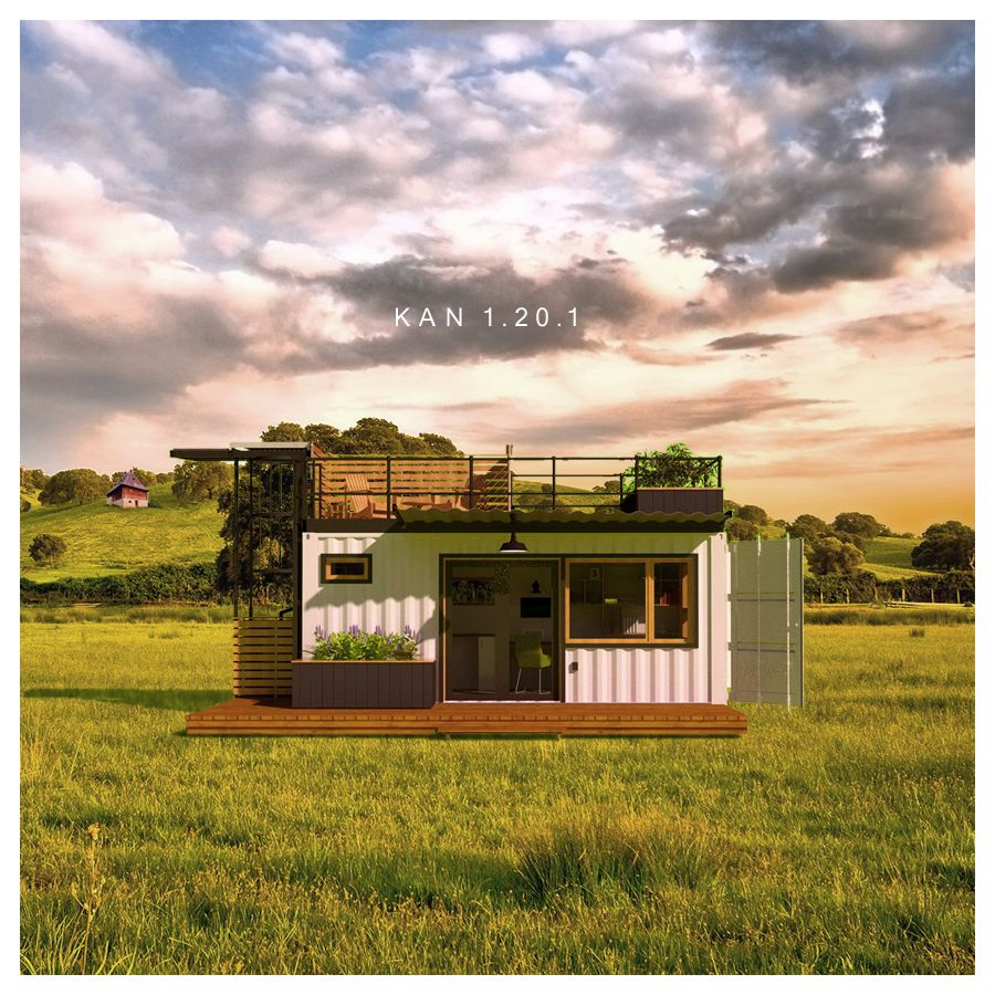 The KAN Is Designed To Be An Off Grid, Self Sufficient Home, Built From A  Shipping Container. Our Blog Offers Insights, Tips And Tricks To Building  Your Own ...