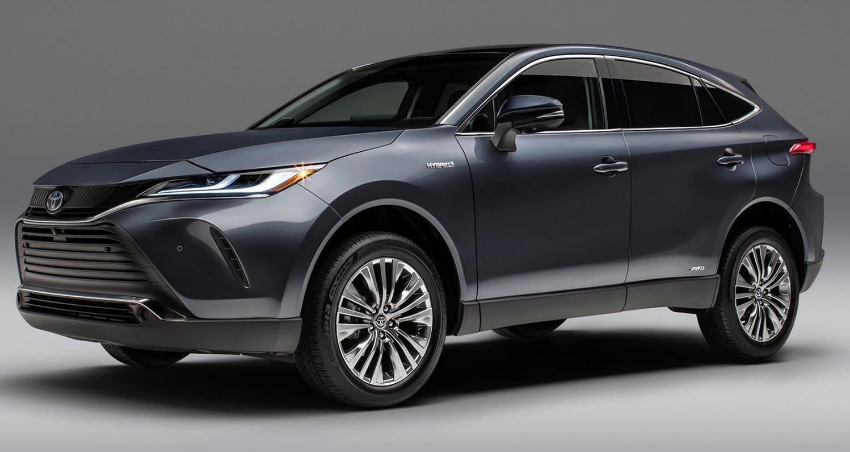 تويوتا فينزا 2021 الجديدة بالكامل كروس أوفر عصرية مدمجة بمواصفات مكتملة الأناقة موقع ويلز In 2020 Toyota Venza Toyota Suv