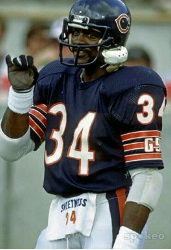 Sweetness   Football, Chicago bears football, Chicago sports