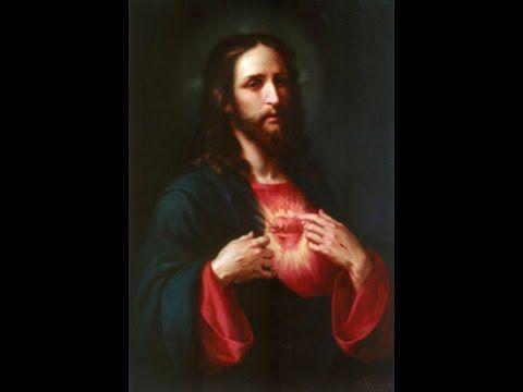 Devoción al Sagrado Corazón de Jesús, Junio 1: El Sagrado Corazón modelo...