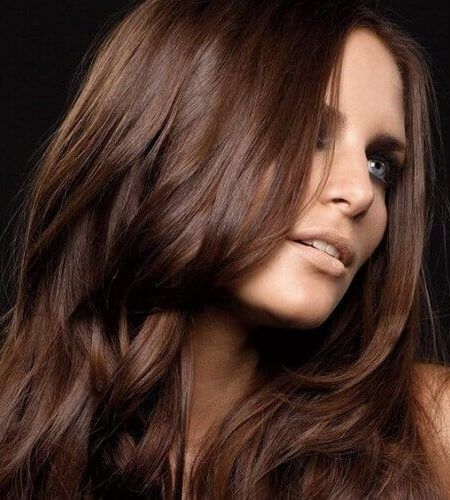 Braune Haare Farben, Die Schmeicheln Jeder