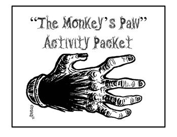 fiction and monkey s paw Rated: fiction t - english - supernatural/horror - chase, skye, marshall  there was no way anybody was going to believe him about the monkey's paw, so there was no .