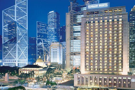 Mandarin Oriental - Hong Kong - Google 検索