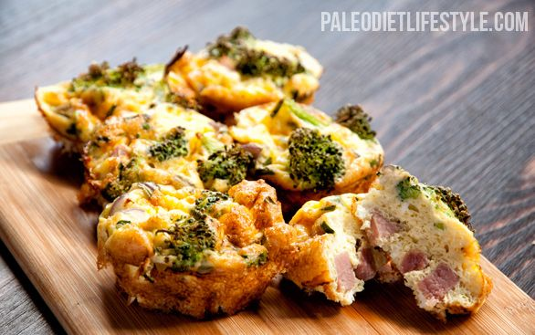 is ham part of a paleo diet?