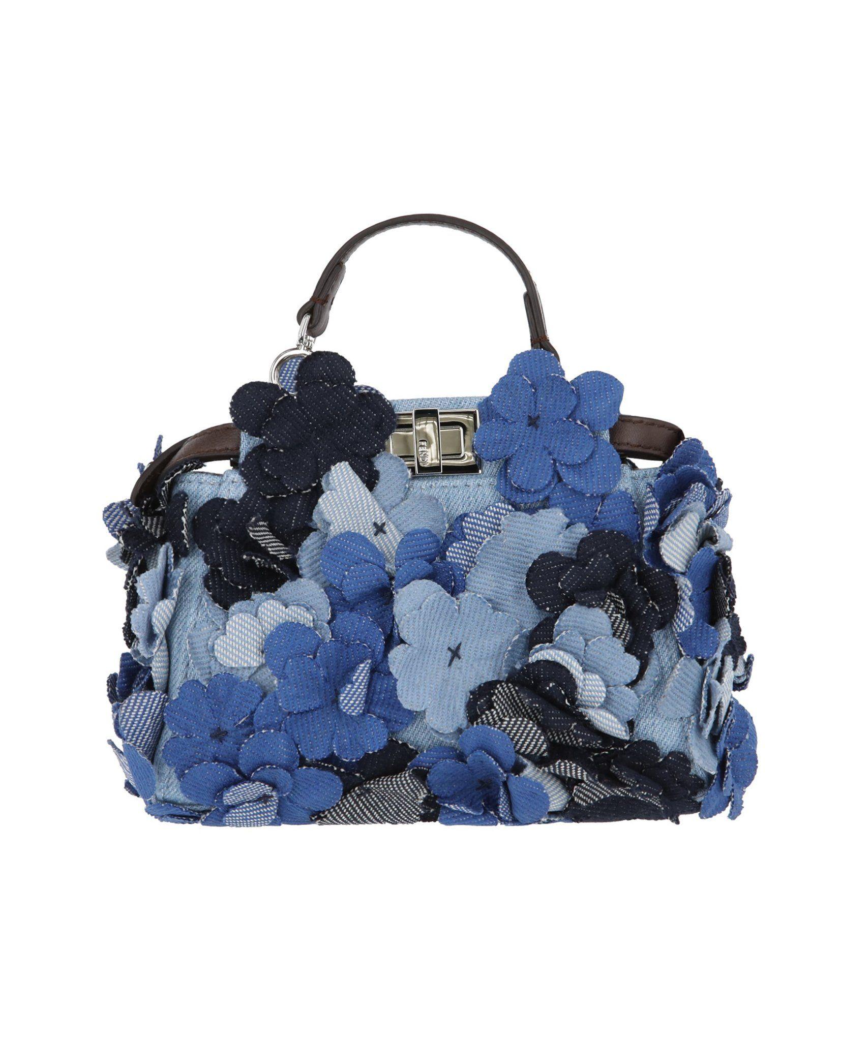 Fendi Micro Peekaboo Handbag  934eb96963c76