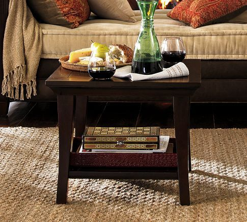 Metropolitan Cube Table Coffee Table Cube Table Living Room Coffee Table