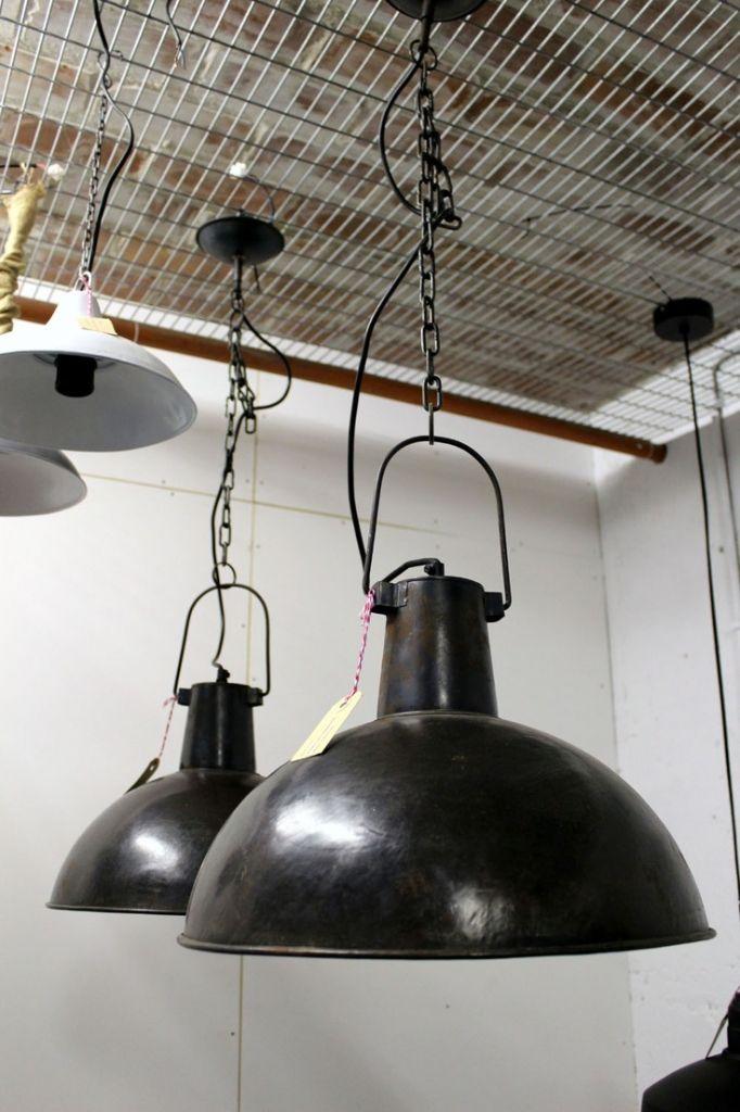 Designklassiker Die Fabriklampe Lampen Industrie Chic Und Lampen Wohnzimmer