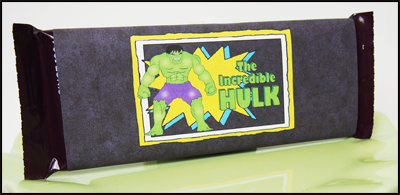 Printable Candy Bar Wrappers Hulk Candy Bar Wrappers
