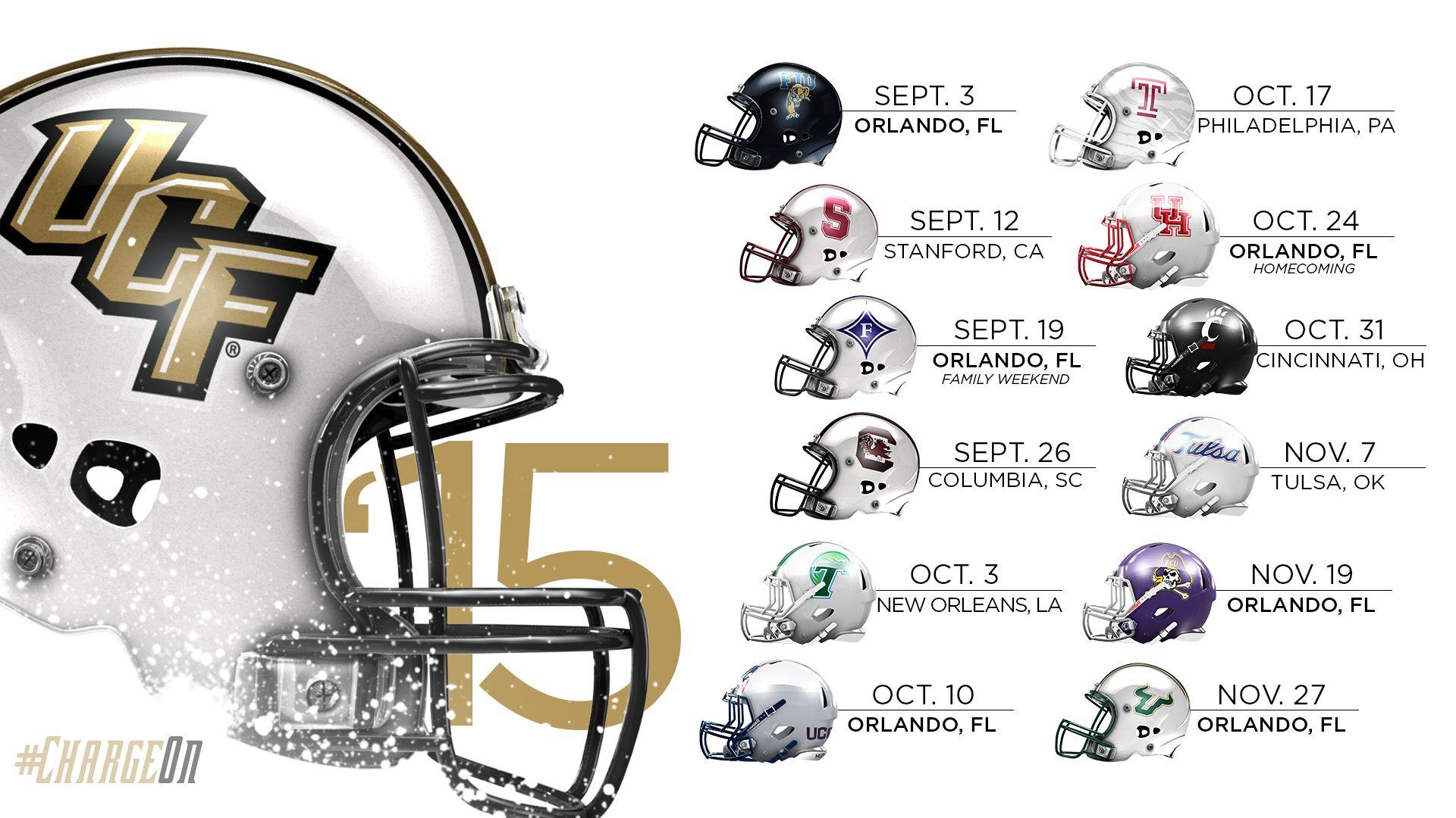 2015 Football Desktop Wallpaper Ucf knights, Ucf, Football