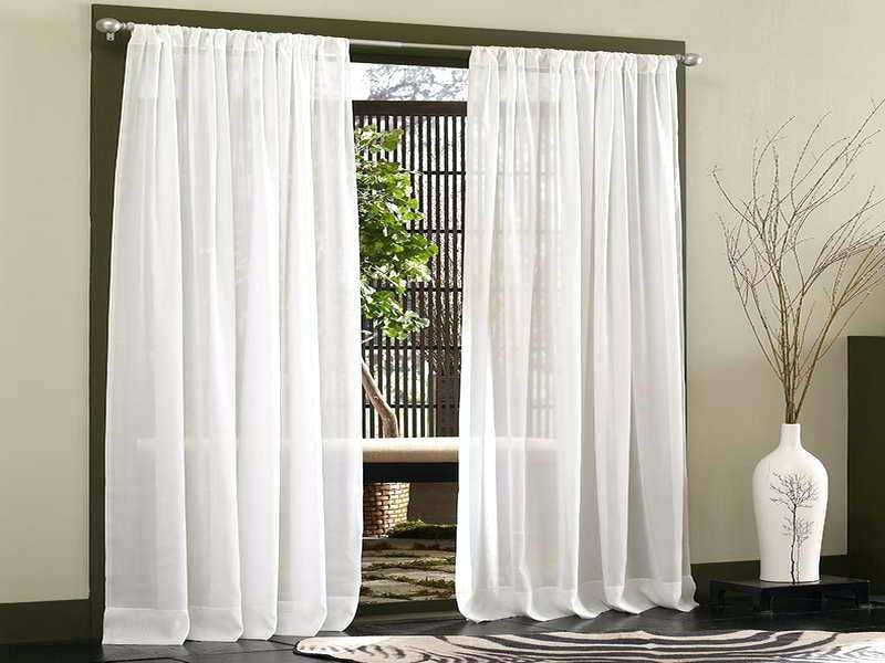 Sliding Glass Door Curtains For Ultra Modern Interior Design In 2020 Cool Curtains Sliding Glass Door Curtains French Door Curtains