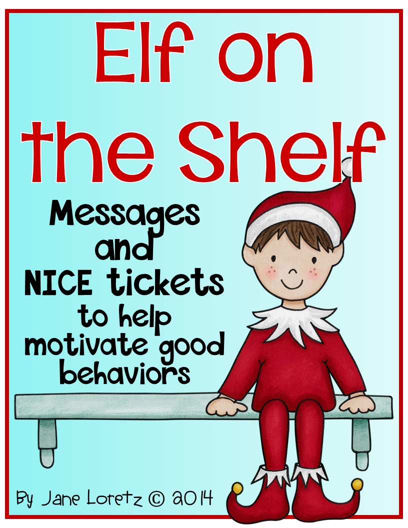 ELf on the Shelf and a Cyber Monday Sale | education | Pinterest ...