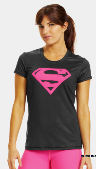 63cf7aca Pin by Brinn Beckstead on Underarmour | Superman t shirt, Under ...