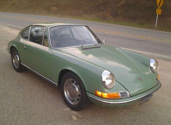 No Hype: Clean 1971 Porsche 911T Driver