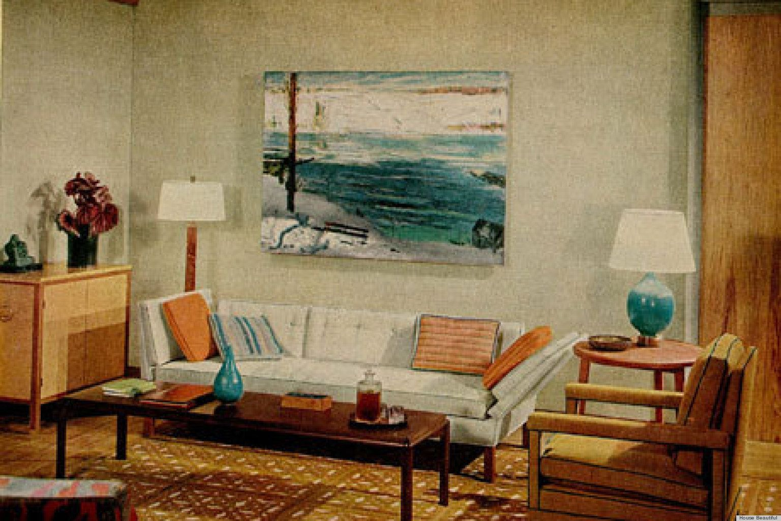1960 home interior design