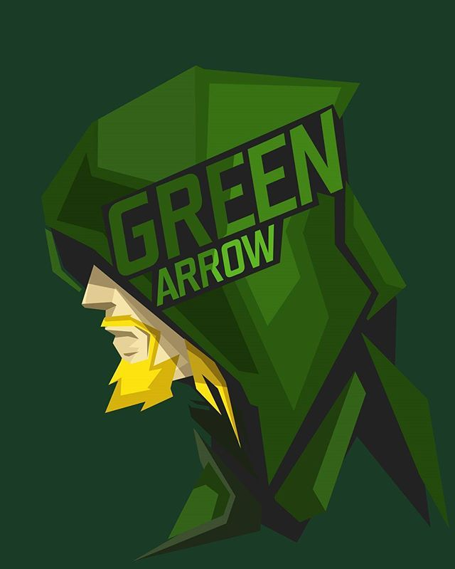Green Arrow @stephenamell @cw_arrow #popheadshots | Super