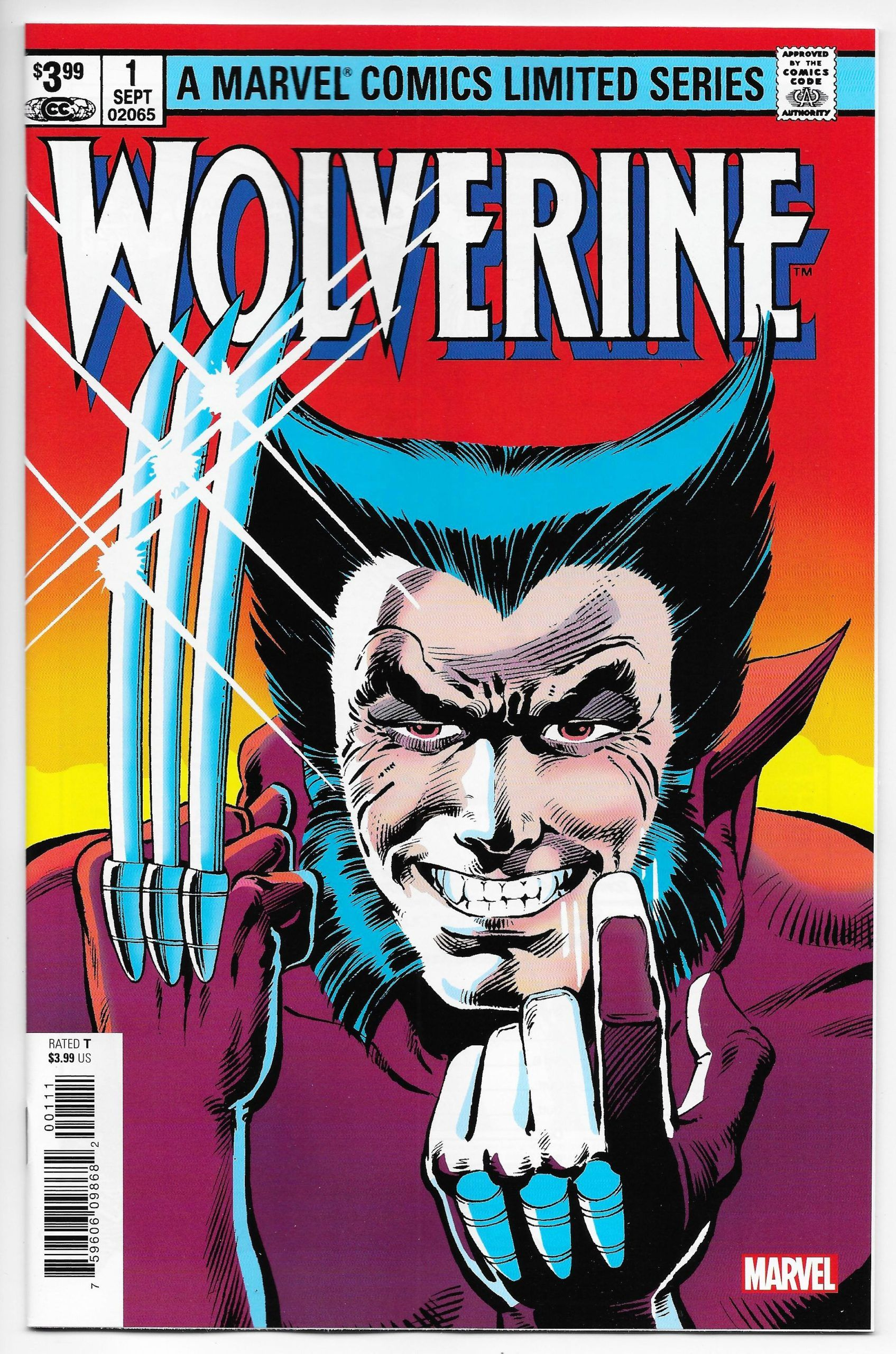THE X-MEN #1 FACSIMILE EDITION NM Marvel Comic
