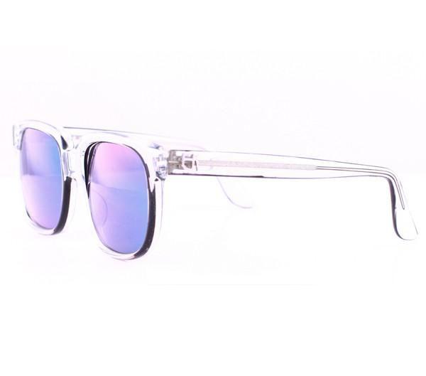 Emmanuelle Khanh 8082 Clear Iridium Lenses | des lunettes de soleil ...