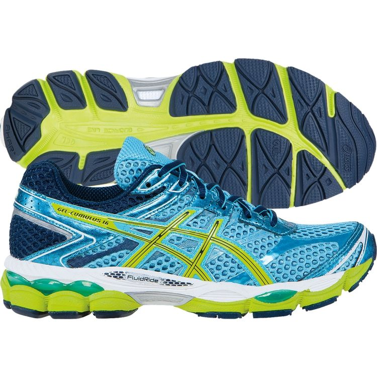 ASICS Gel-Cumulus Running Shoes