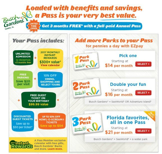 f6e47669c56da0d8cd006441f59d61dd - Busch Gardens Tampa Fun Pass Blackout Dates